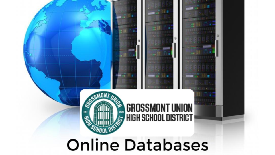Grossmont Union High School District Online Databases